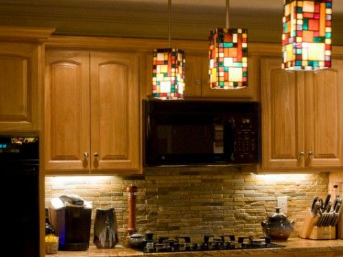 20 best stone for backsplash images on Pinterest Kitchen
