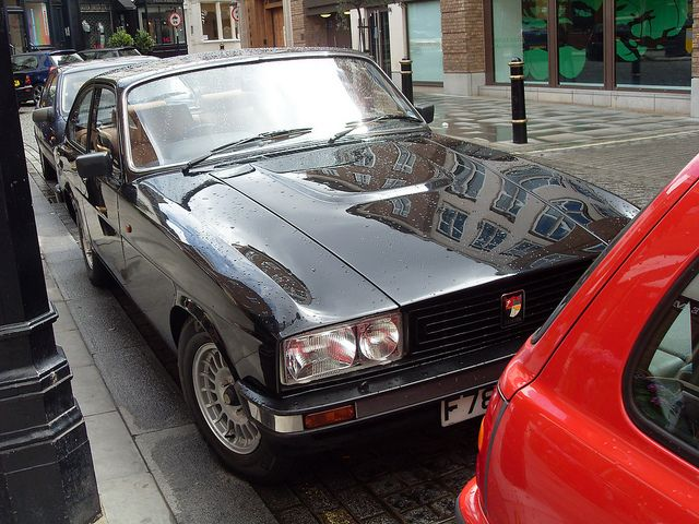 Bristol Brigand in London, July 2009 | Flickr - Photo Sharing!