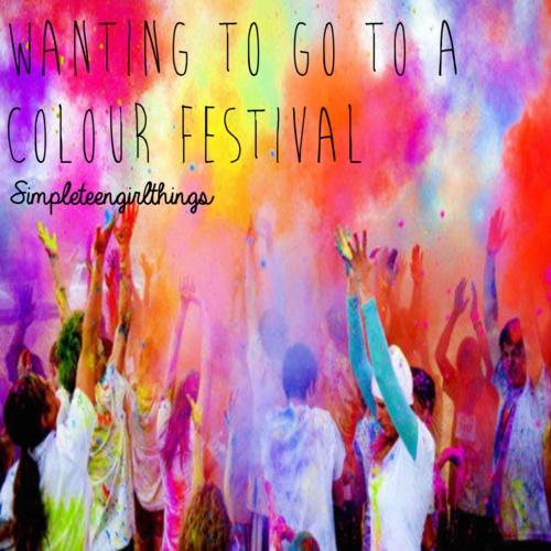 colour festival | Tumblr