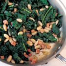 Try the Braised Black Kale with White Beans and Smoked Ham Recipe on williams-sonoma.com/