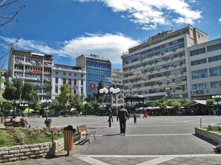 Korai Square, Piraeus