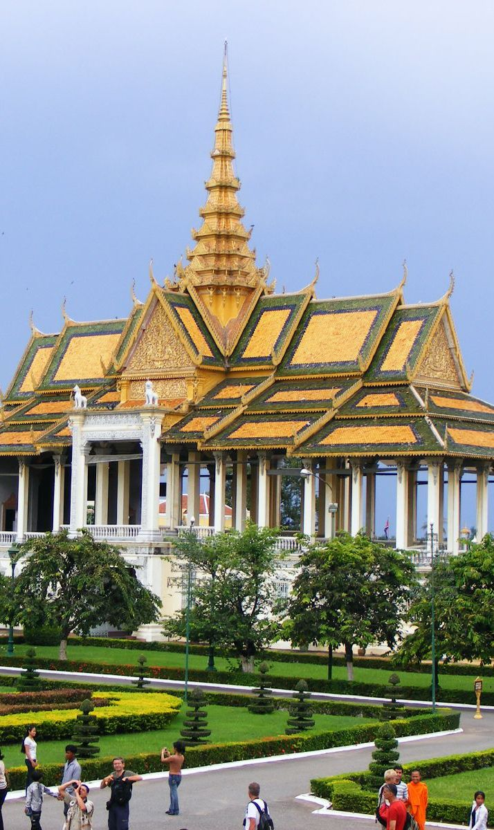 About Phnom Penh, Cambodia