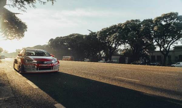 TOYOTA GAZOO Racing Argentina, Matías Rossi, y un regalo muy especial para el Día del Padre