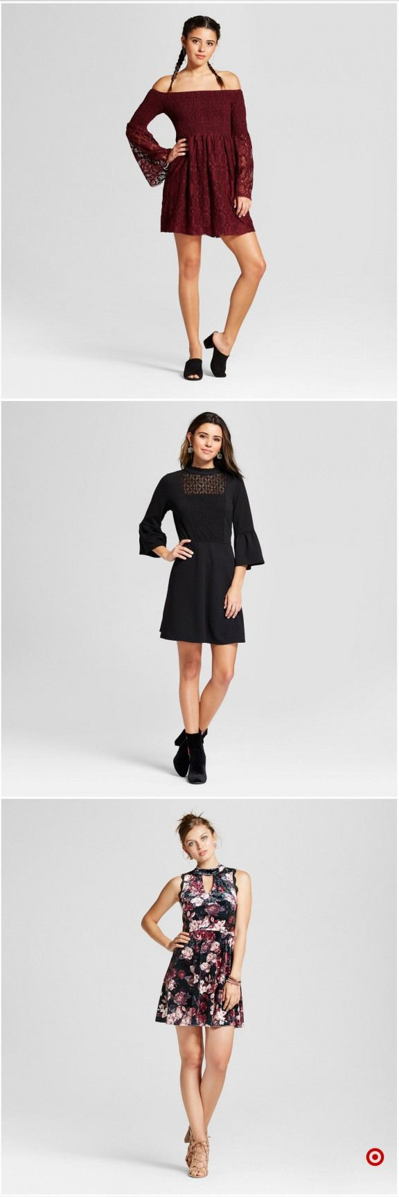 Shop Target For A Line Dresses You Will Love At Great Low Prices Free Shipping On Orders Of 35 Or Free Same Day Pick School Event Dress A Line Dress Dresses [ 1728 x 576 Pixel ]