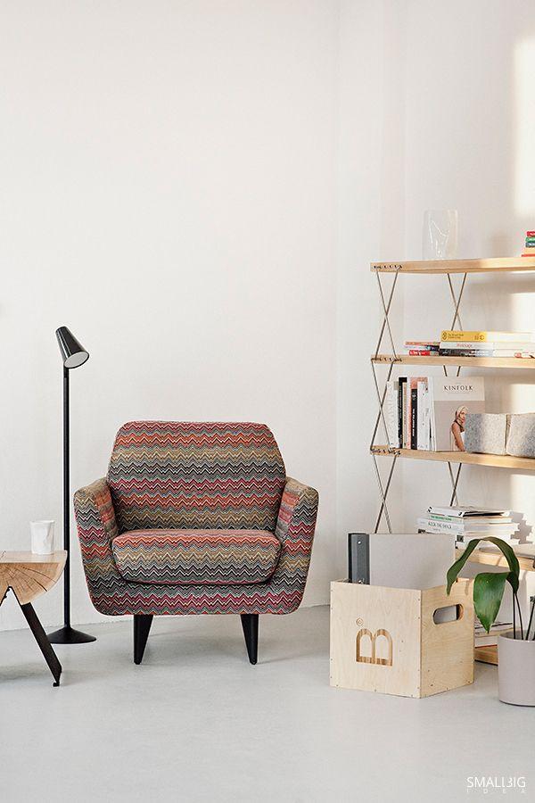 © smallbigidea.com a place to read a book at home.