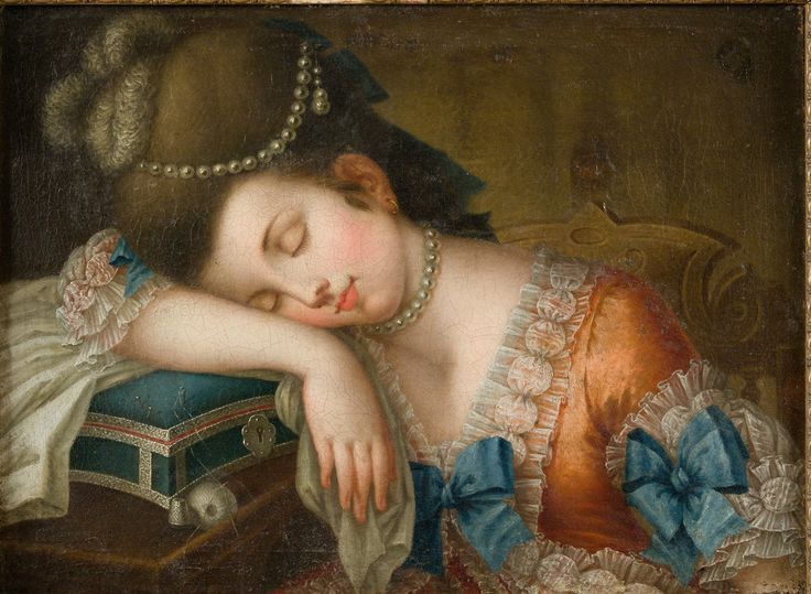 Image result for 18th century sleep