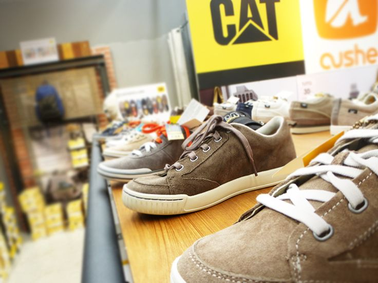 Scarpe Caterpillar Scontate
