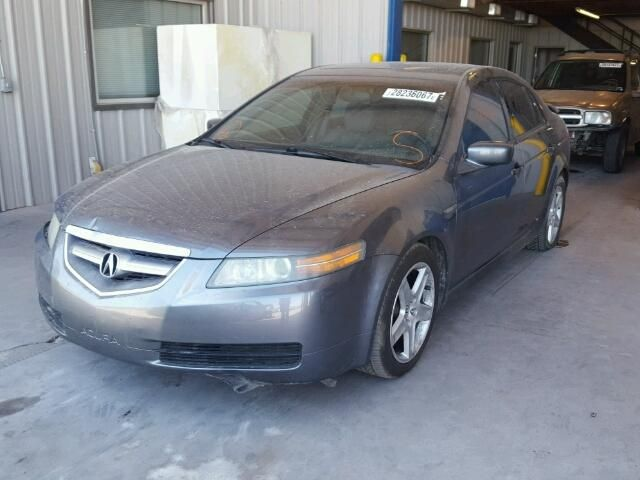 2005 #ACURA TL 3.2L 6 for Sale at #Copart Auto Auction. Join Live Auction.