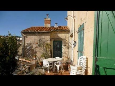 AB Real Estate France: #Pézenas Authentic Old Winemaker's House, Languedoc-Roussillon, Occitanie, South of France