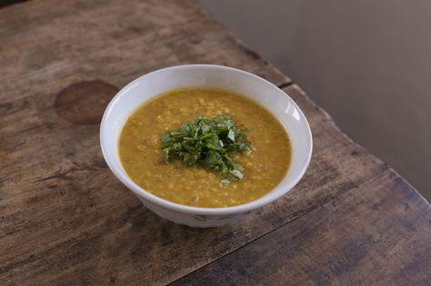 DAAL, SOPA INDIA DE LENTEJAS PICANTE – In the mood for food