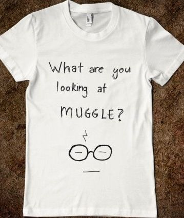 Harry potter shirt. Must have