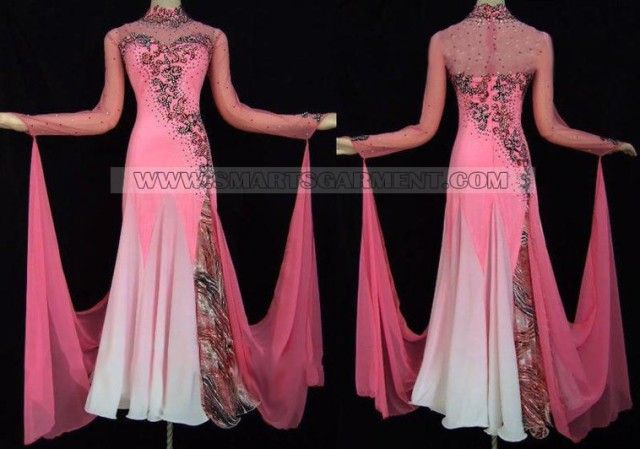 brand new ballroom dance apparels,ballroom dancing apparels for women:BD-SG1591