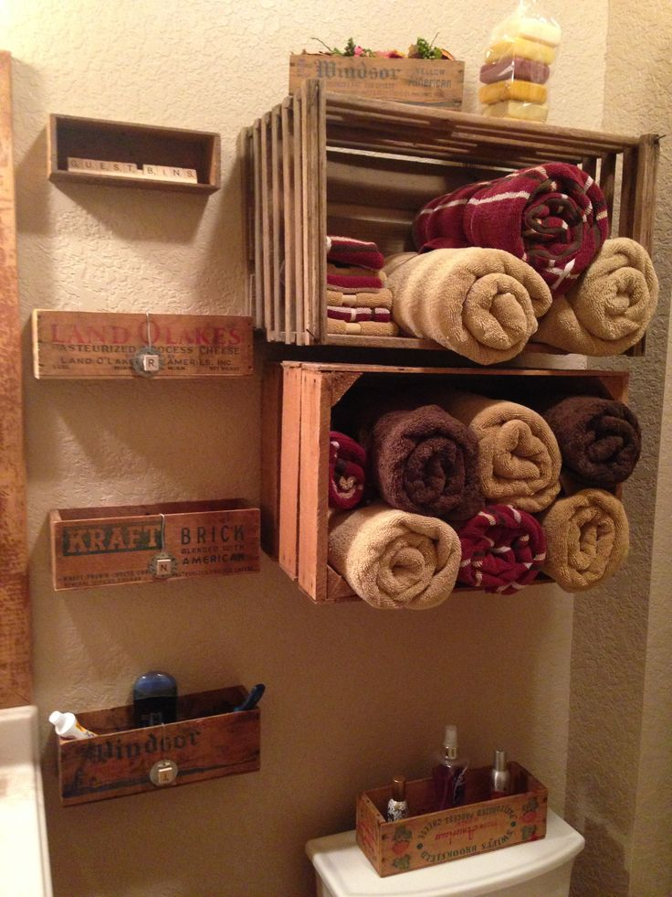 bathroom craft ideas 25 best ideas about wooden crates on 1100