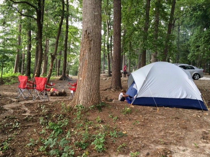 "I recommend a weekend of Stone Mountain camping for those looking for campgrounds in Georgia, especially for those who enjoy a more ""pampered"" campsite."