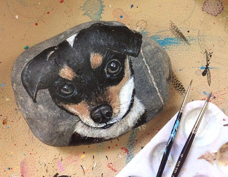 Carmelo 🐶 #chihuahua #chihuahueño #dogportrait #petportrait #chihuahuasofinstagram #chihuahuadog #chihuahuapainting #dogsofinstagram