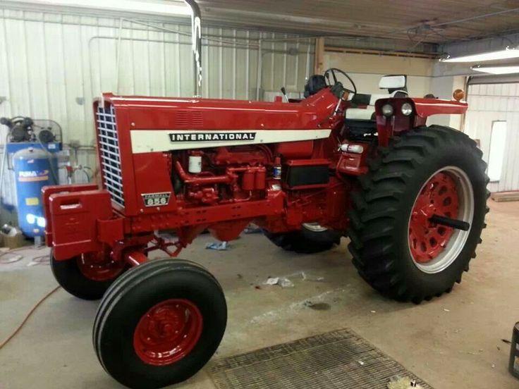 Ih 856 Tractor : Best ih images on pinterest