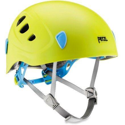 Rock climbing helement kid   Picchu Climbing/Cycling Helmet - Kids : Rock Climbing Gear ...
