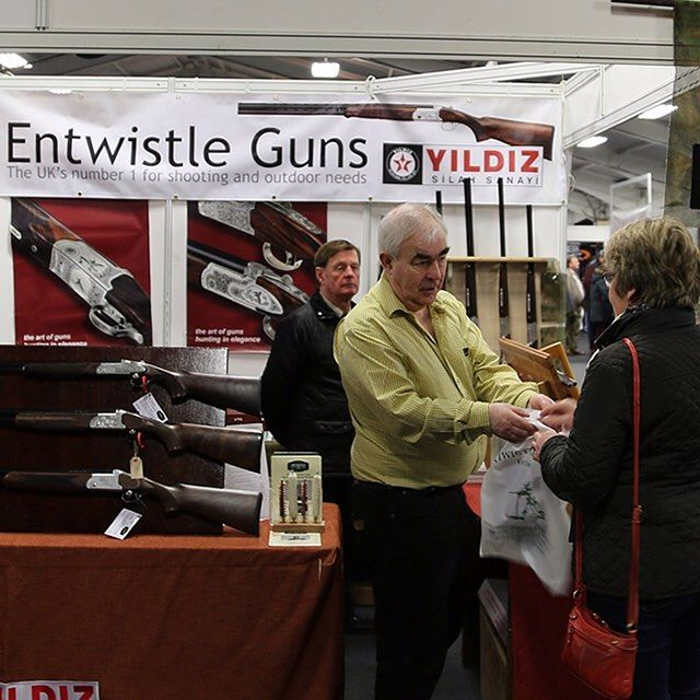 Entiwstle Guns will be exhibiting at The Great British Shooting Show 2017. Stay updated on Shooting News for all the latest information about The Great British Shooting Show. Fieldandrurallife.com #Entwistle #Guns #Shotguns #Yildiz #BritishShootingShow #ShootingShow #BSS