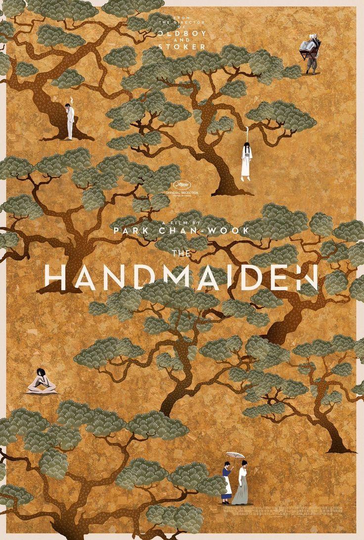 The Handmaiden (Park Chan-Wook, 2016)