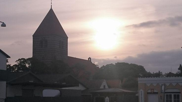 Godmorgen og farvel for denne gang, til Stege. nu går turen til Vest Møn, Bogø, Nørre Alslev, Nykøbing Falster m.m.