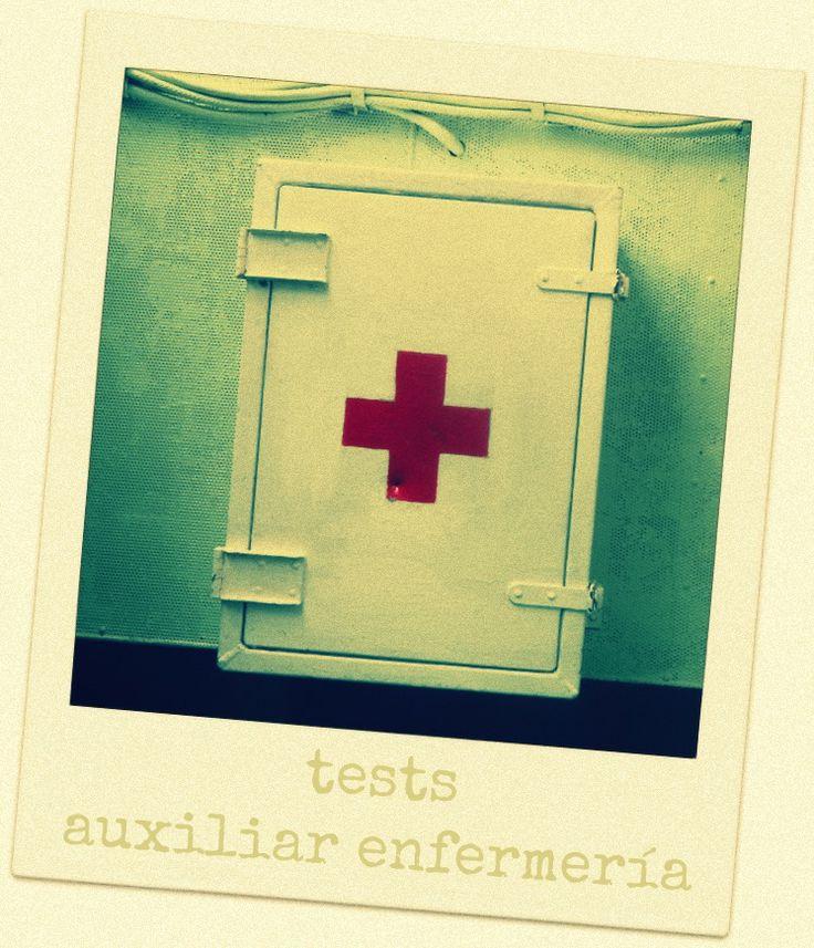 Nuestra colección de Tests de Enfermería ;)