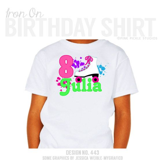 9 best Birthday Shirts images on Pinterest | Iron on ...
