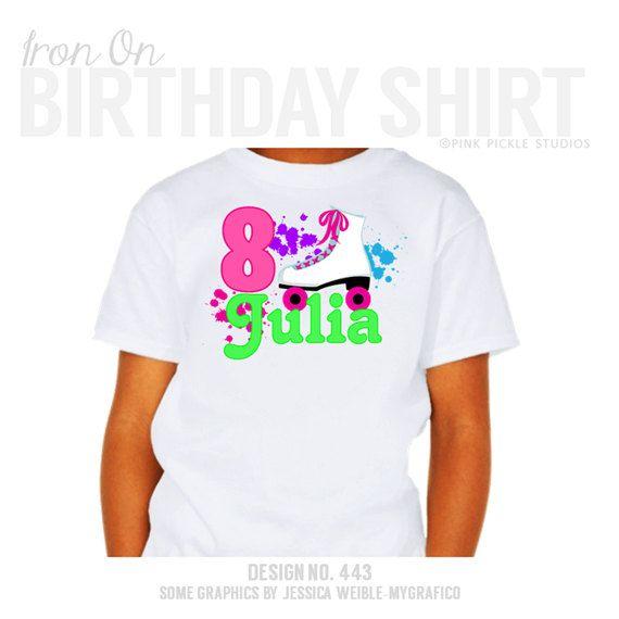 9 best Birthday Shirts images on Pinterest | Iron on ...