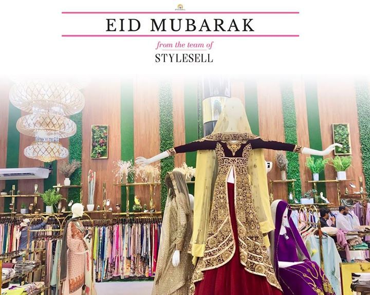 The team of StyleSell wishes you all a very happy Eid Mubarak! <3  Note: Our stores will open from 3rd July (Monday) after Eid holidays at our regular store hours from 10am to 8pm (closed on Sundays).  Our Shop address: Showroom 1: South Avenue, Gulshan 1 (Just beside Gulshan 1 DCC Market on the main road). Showroom 2: Police Concord Plaza, Level 1, Shop no: 234, StyleSell. Helpline: 04478787877 #fashion #style #clothing