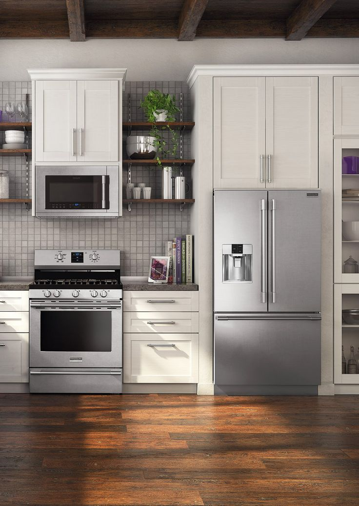 Upgrade your kitchen with the professional-grade performance of Frigidaire Professional appliances and get started on building that dream kitchen you've always wanted. Click through to learn how you can save on select Frigidaire Professional appliances at Abt.