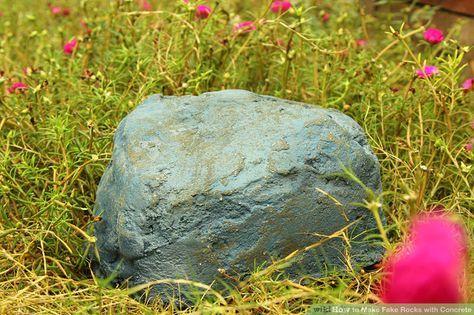 Découvrez comment créer, étape par étape, des fausses roches pour agrémenter vos massifs de plantes, votre bassin ou tout autre endroit de votre jardin.