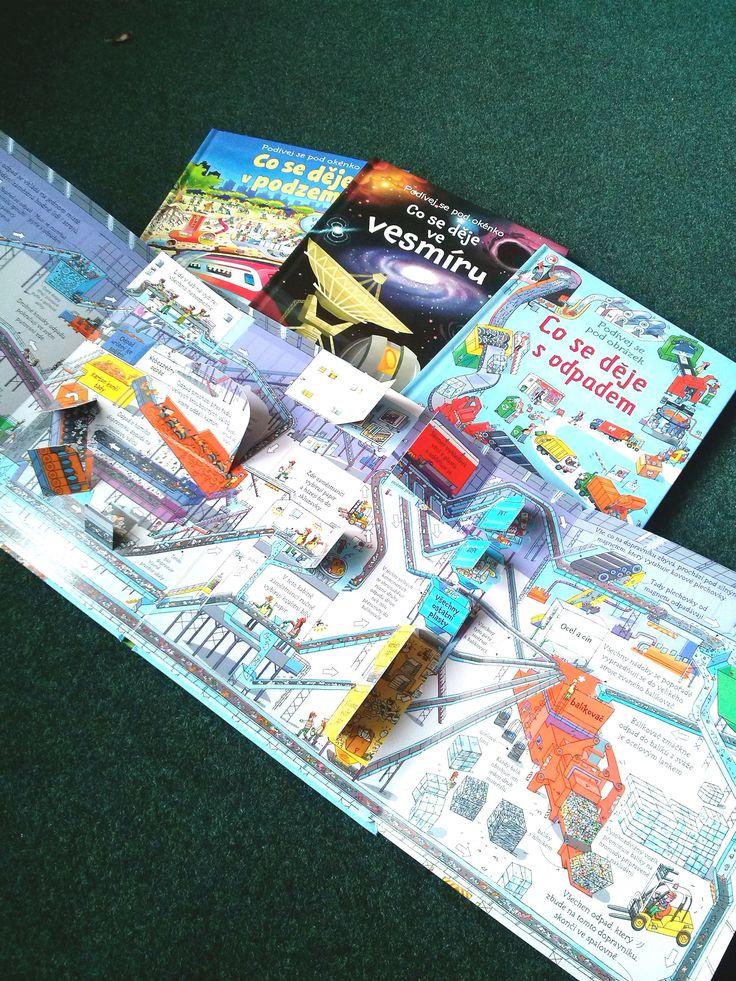#kniha #encyklopedi #deti #okenka #odklapeci #naucne