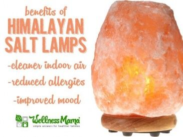Himalayan Salt Lamps Dangerous : 17 Best images about Just Because ... on Pinterest Champions centre, Tiered planter and ...