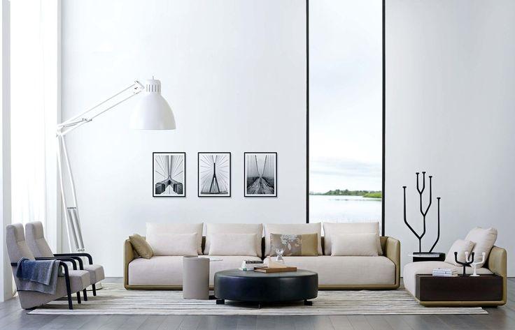 Camerich's big, comfy and cool Elan sofa