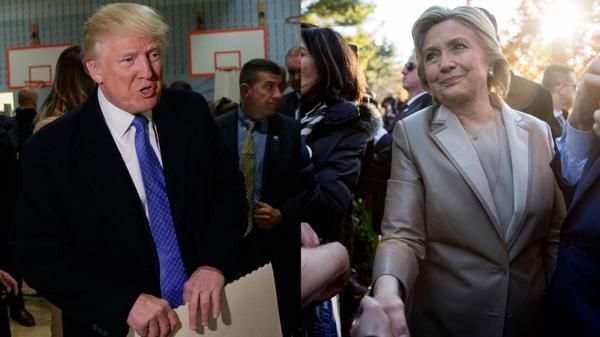 Hillary Clinton y Donald Trump hacen llamados de última hora para que los estadounidenses salgan a votar - http://diariojudio.com/noticias/hillary-clinton-y-donald-trump-hacen-llamados-de-ultima-hora-para-que-los-estadounidenses-salgan-a-votar/219124/