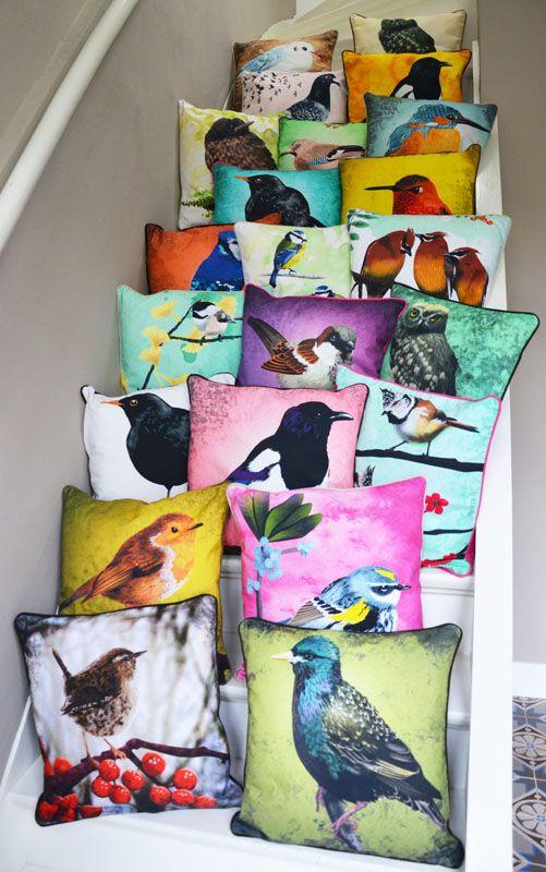 Cushions by Myrte-@Alise Stricklett Stricklett Stricklett Stricklett Sheehan Sonoma Craft, this one is for you!
