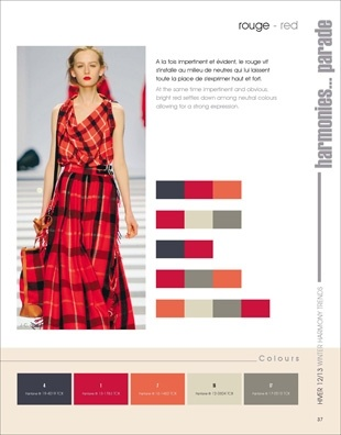 TRENDS - TEXTILE REPORT AW 2012-13