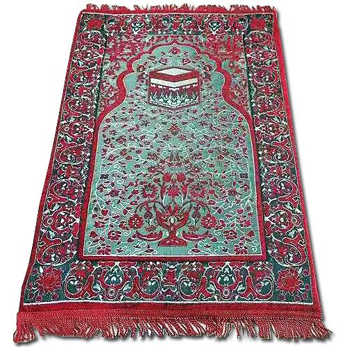 Buy awesome red colour memory foam prayer mat at the best prices from Rienic Prayer. View our complete collection of Muslim prayer carpets and order online!