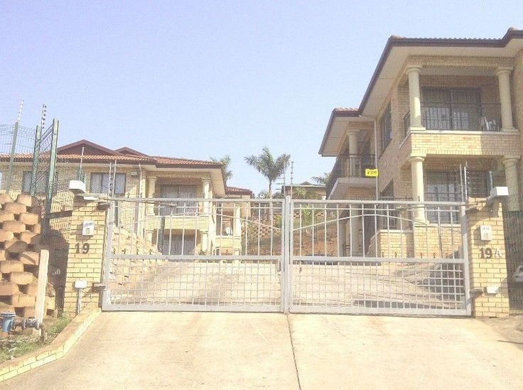 Location! Location!This Upmarket Complex Boasts The Following:Open Plan Lounge/ Dining/ Kitchen (BIC)2 x Bedrooms (BIC)1 x Bathroom/ ToiletBalconies - Back and FrontBurglar GuardsFully Fenced/ Automated GatesIntercom Secure ParkingPrepaid Electricity/ Excludes Water