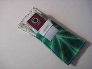 By MiekK Blogt: Project: telefoonhoesje naaien