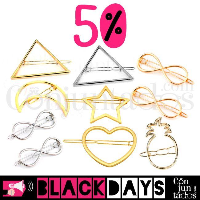 ¡TODOS los ACCESORIOS PARA EL PELO al 50%! ¡Corre, que vuelan! ★ Compra en www.conjuntados.com ★ #BlackDays #blackweek #blackfriday #descuentos #rebajas #gifts #regalos #conjuntados #conjuntada #lowcost #accesorios #accessories #accessoires #complementos #moda #fashion