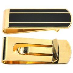 CLASS!  This Mens money clip/card holder exudes Class and it is very reasonably priced!