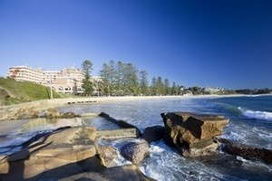 Crowne Plaza Terrigal is nestled on the beach overlooking the serene waters of Terrigal Beach on the Central Coast. It is one of the state's most popular weekday or weekend destinations, and is a soothing space in which to unwind, recharge or be romanced. Only a 90 minute drive north of Sydney, Crowne Plaza Terrigal has undergone a complete transformation.    http://foodwinesleep.com.au/restaurants/central-coast/bells_at_killcare_1.html