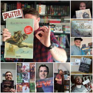 """So sehen Sieger aus - Gewinner unserer """"10 Jahre Splitter""""-Reihe - Deepground MagazineDeepground Magazine"""