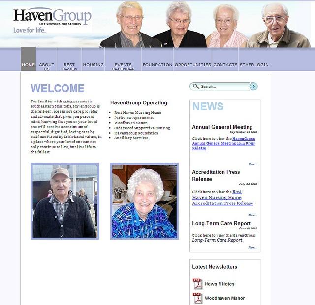 Haven Group by SunrizeGroup,  http://sunrize.bix
