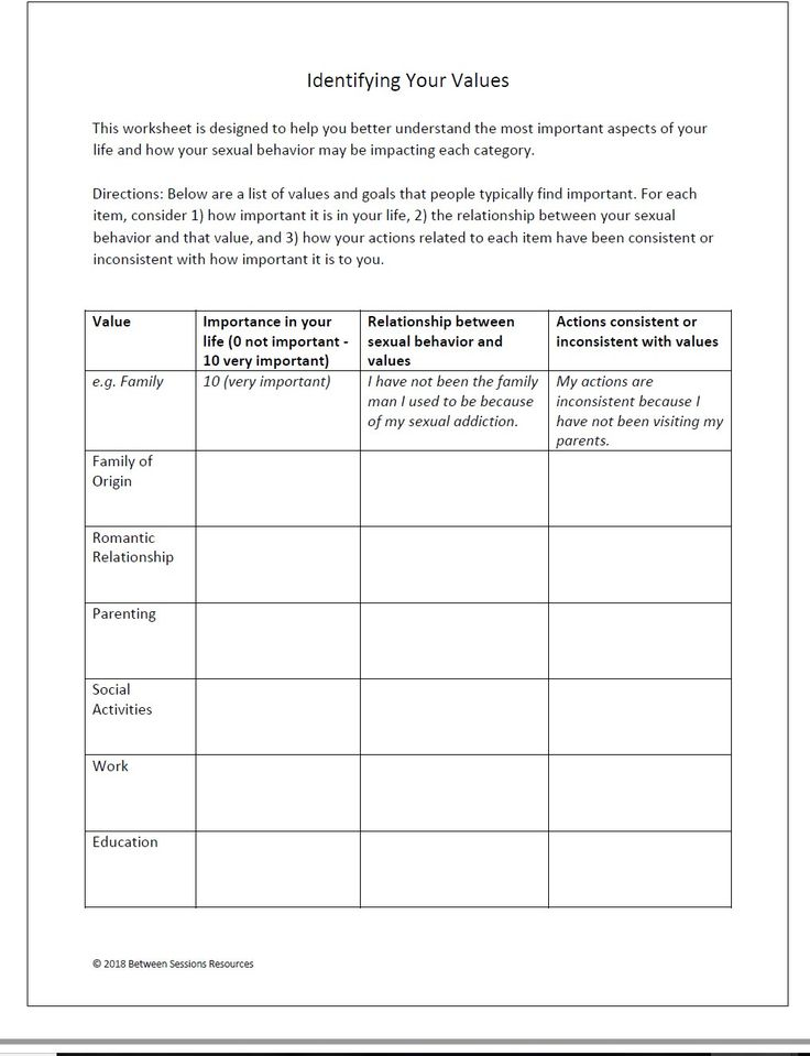 Grief Therapy Worksheets A worksheet is actually a sheet