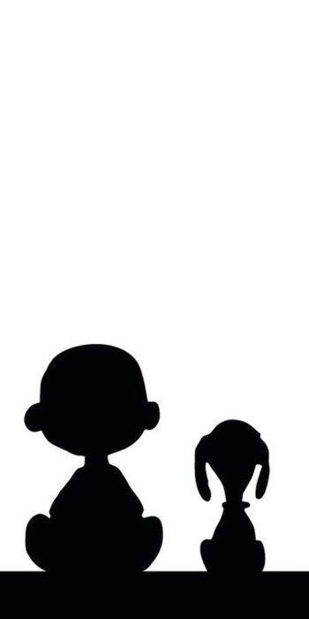 Snoopy & Charlie Brown. °