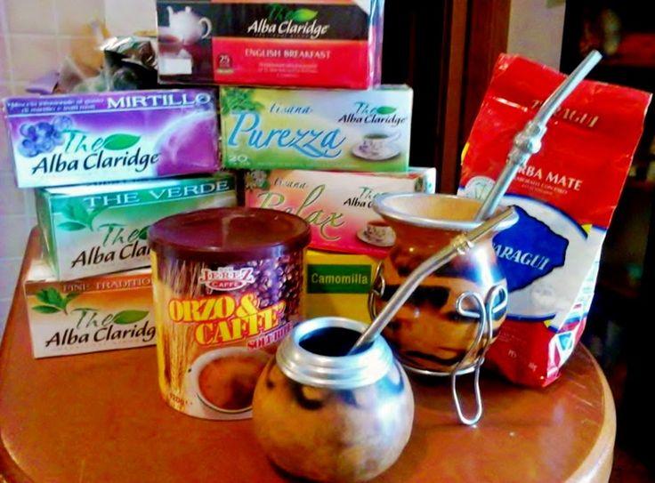 """""""In-forma"""" con gusto: L'ora del tè...in Sud America..."""