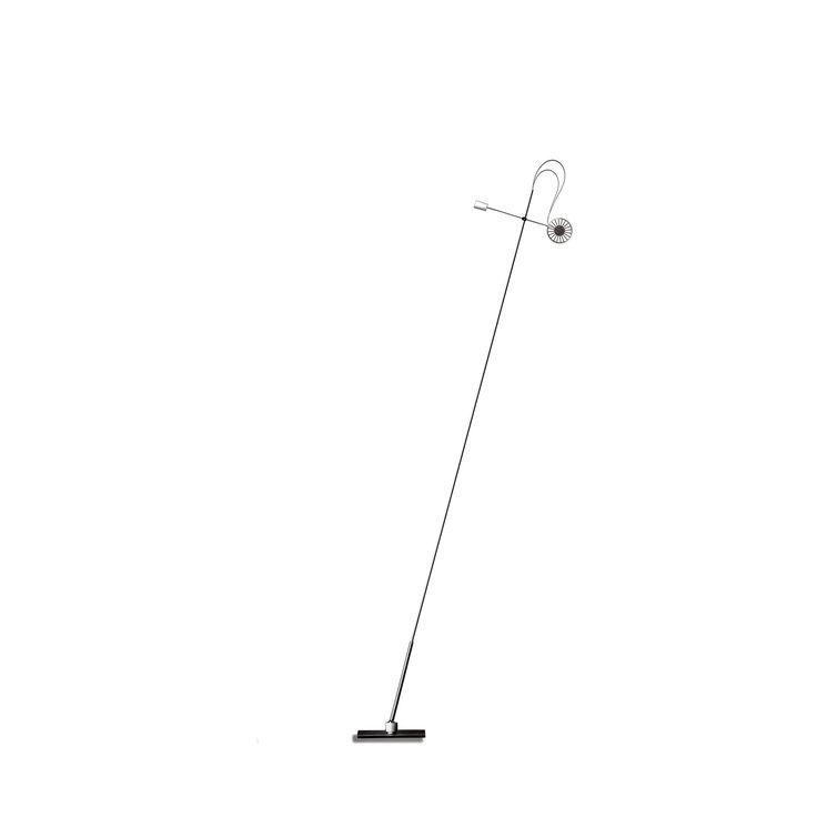Absolut LED Stehleuchte 130 schwarz matt -  - A055839.003