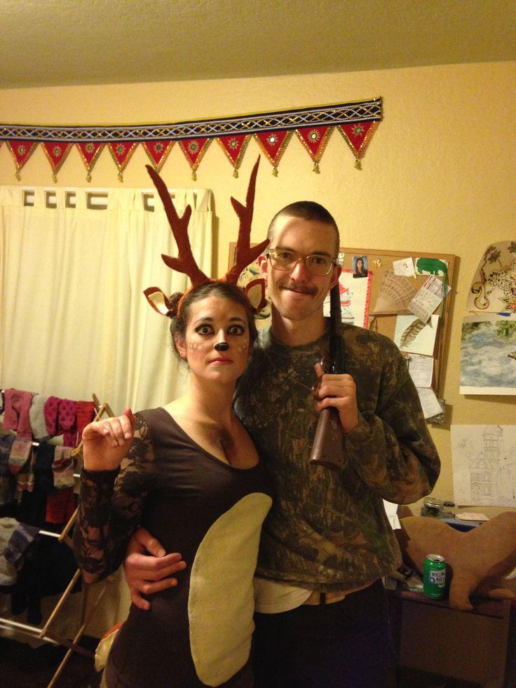 Wounded deer and hunter · DeerHalloween CostumesRed DeerReindeerSambar Deer  sc 1 st  Pinterest & 225 best halloween images on Pinterest | Halloween prop Halloween ...