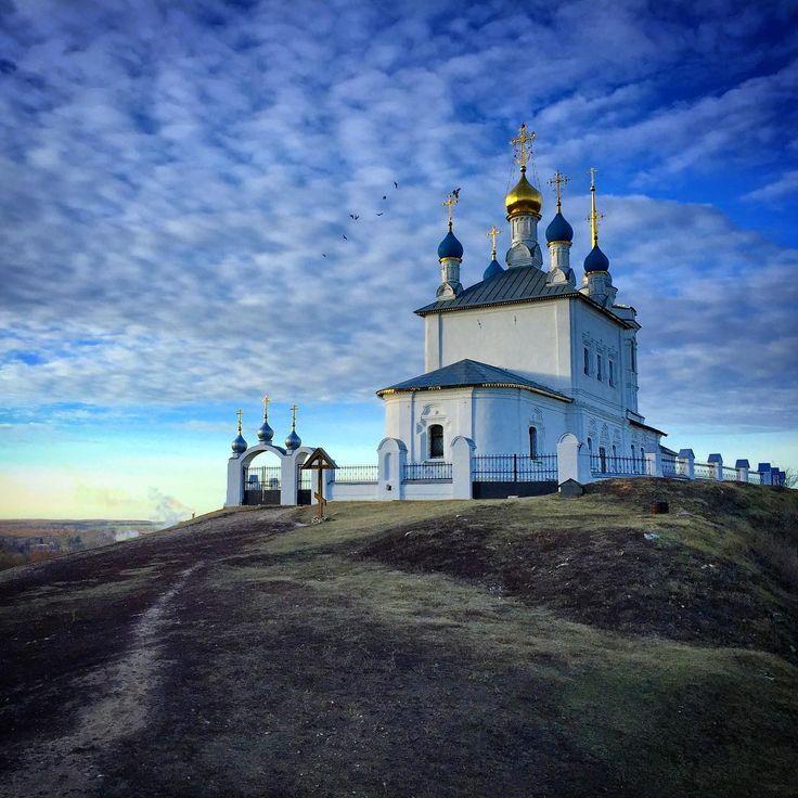 Епифань. Успенская церковь. Тульская область. Tula region. Epifan. #russia #россия